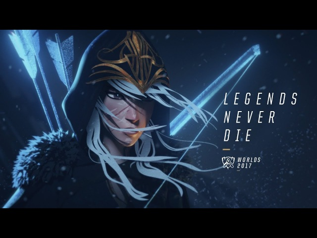 Legends Never Die (ft. Against The Current)   Worlds 2017 - League of Legends