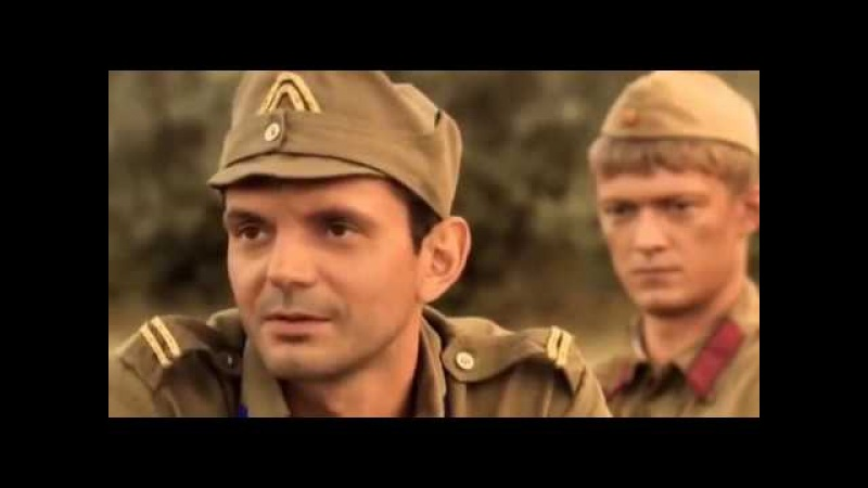 Жажда - серия 1. Военный сериал