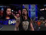 Jeff Hardy &amp Roman Reigns vs. Сesaro &amp Kane (World Tag Team Championship Extreme Rules Match)