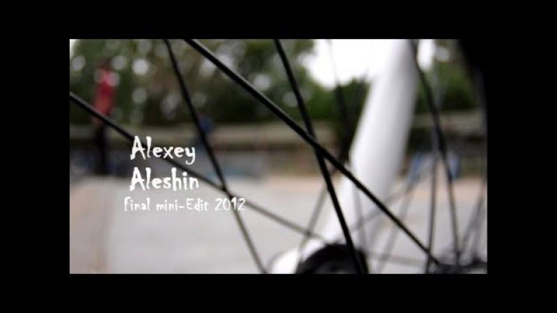 Alexey Aleshin Mini-Edit 2012