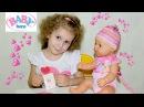 Распаковка куклы Беби Борн BABY BORN/Doll Baby Born Review Unboxing Dolls Toys
