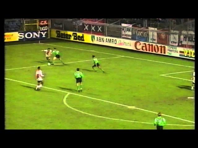 Ajax - NAC 5 0 seizoen 1993-1994