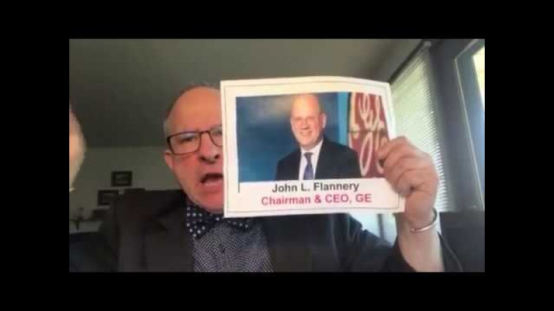 John L.Flannery CEO, GE Is Told About His Corporations Terrorist Affiliation with Iran.