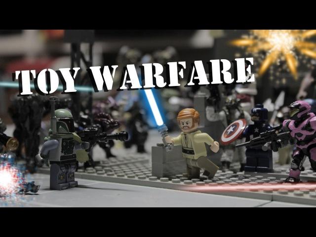 Toy Warfare Stopmotion