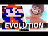 Evolution of Mario Games