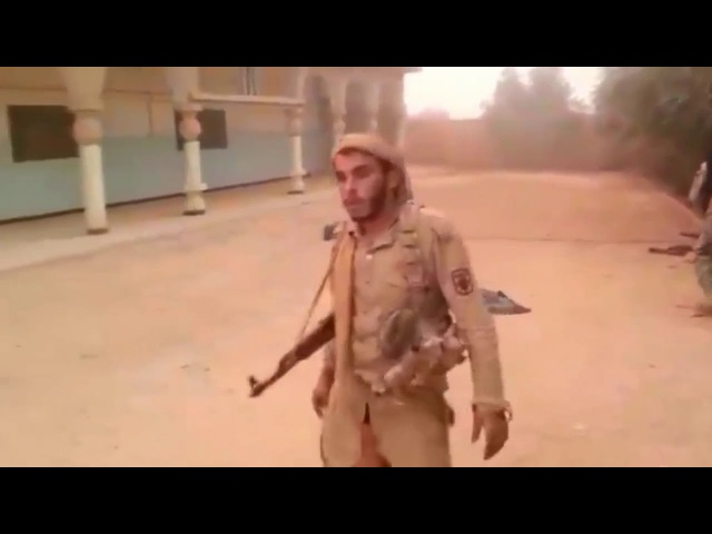 Сирийская армия отражает атаки боевиков ИГ в районе ирако-сирийской границы