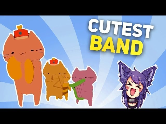 Woops CUTEST BAND EVER VRChat Highlights