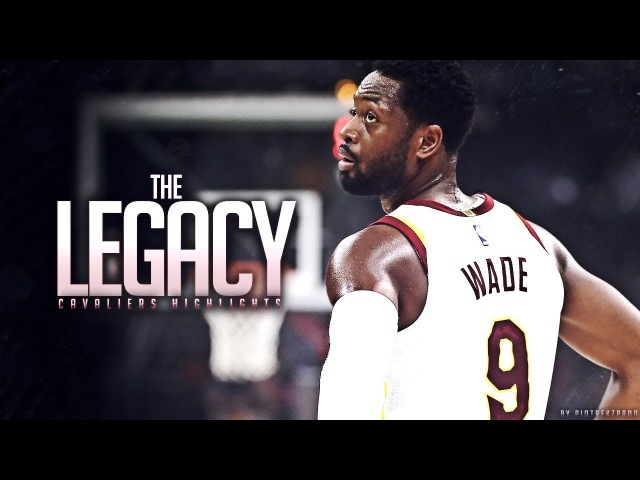 Dwyane Wade - Best Cavaliers Highlights 2018 ᴴᴰ