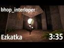CSGO - bhop_interloper in 335 by Ezkatka