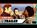 A Way Out - Official E3 2017 Reveal Trailer | EA Play Press Conference