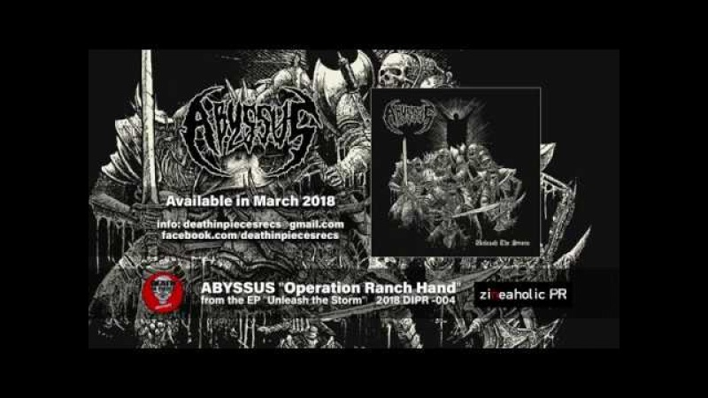 ABYSSUS EP Unleash the Storm - Track Operation Ranch Hand