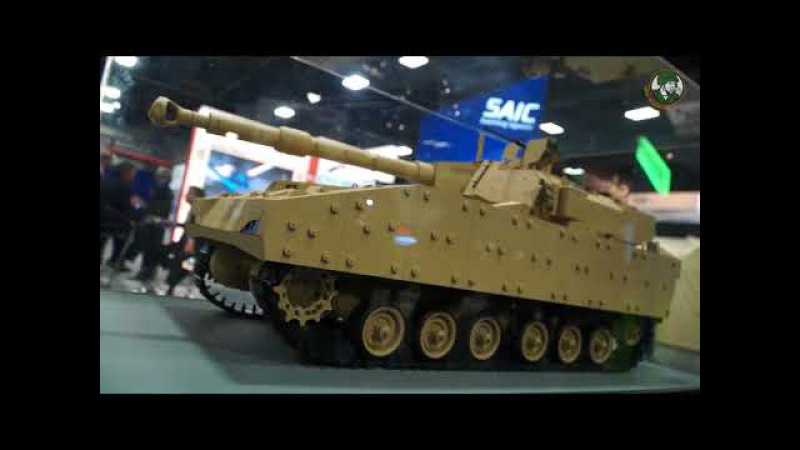 AUSA 2017 Association of United States Army Exhibition and Conference Washington DC Day 2