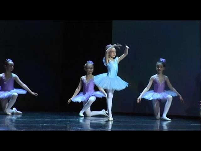 Amuriuko variacija. N Juskos baleto mokykla
