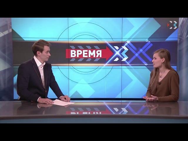 Проект Дельфинология в гостях у ИКС-ТВ Севастополь, март 2018