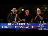 Ben Harper &amp Charlie Musselwhite Perform 'Found The One'