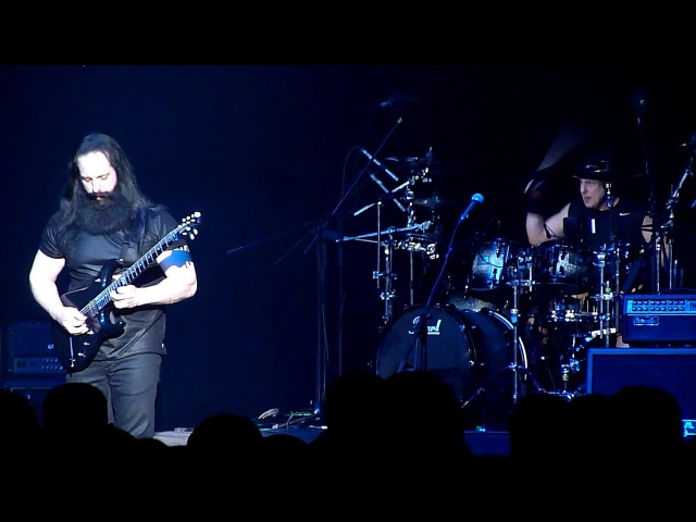 G3 - John Petrucci - The Happy Song (Crocus City Hall, Moscow, Russia, 16.03.2018)