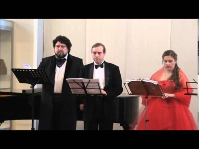 Дж.Верди Дон Карлос. Концертное исполнение. 1 из 2