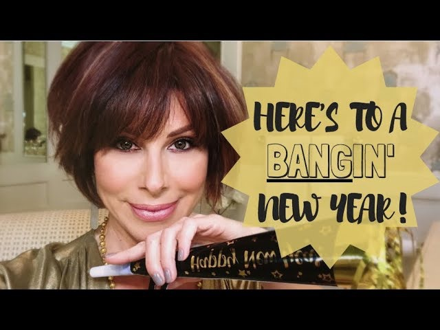 New Year's Resolutions, Hair Trends Setting Goals