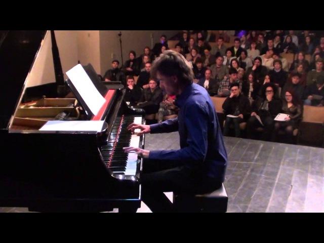 Summer 68' - Pink Floyd (Bruno Hrabovsky LIVE)