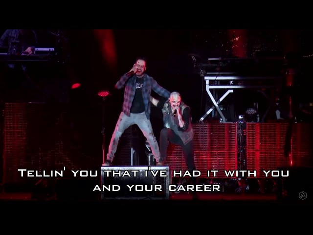Fort Minor (ft. Chester Bennington) - Where'd You Go (Lyrics) » Freewka.com - Смотреть онлайн в хорощем качестве
