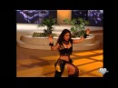 Belly Dancer Marina Turkish Cabaret Style Drum Solo