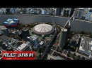 Cities: Skylines - PROJECT JAPAN 11 - Nearing 100.000 peop dome, aquarium, mall infrastructure