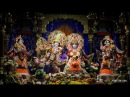 Sri Sri Radha Rasbihari Temple Sandhya Arati Darshan 19th March 2018 Live from ISKCON Juhu Mumbai