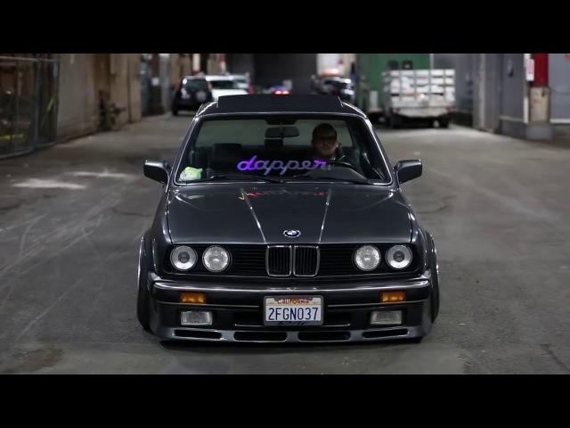 LS1 Corvette engine swap E30 BMW