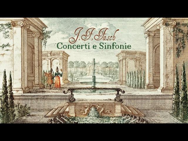 J.F. Fasch Concerti e Sinfonie