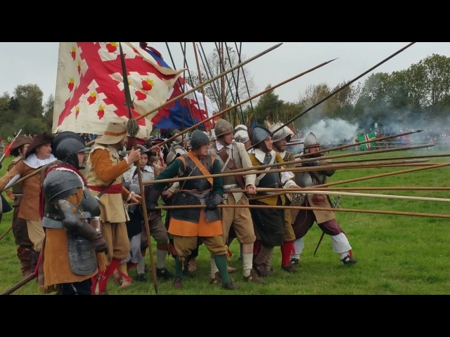 Groenlo gaat weekend lang terug naar 1627 tijdens Slag om Grolle