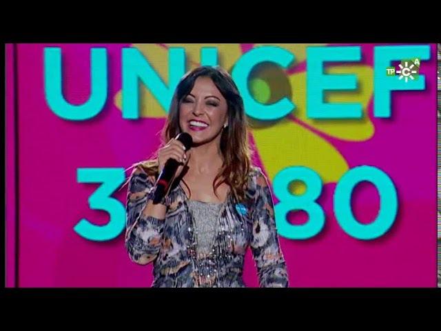 Merche- Pasajeros- gala unicef 2017