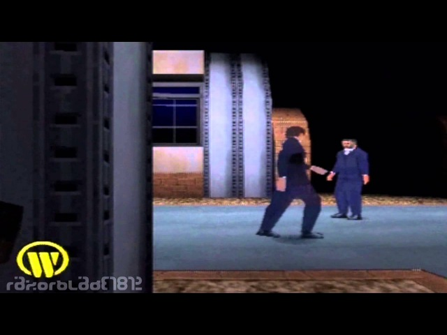 PS1 - Largo Winch: Commando SAR - Level 1 - W-Chemical Factory