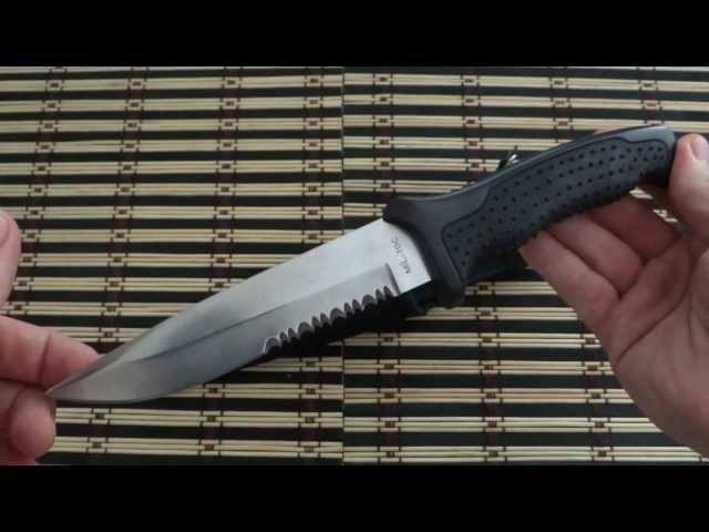 Мой взгляд на нож: Mil-Tec