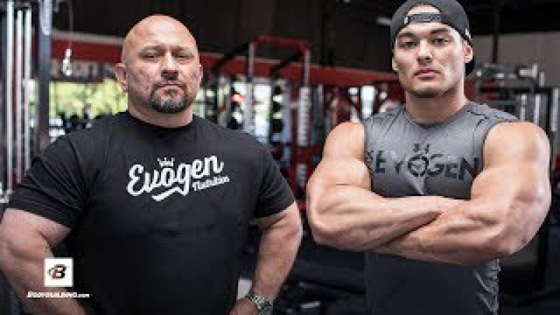 Phase 2: Shredded with Strength Gains   FST-7: Big and Ripped Hany Rambod Jeremy Buendia