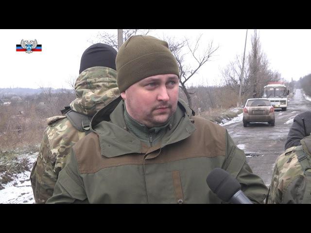 Дмитрий Трапезников о положении дел с ремонтом дорог в ДНР