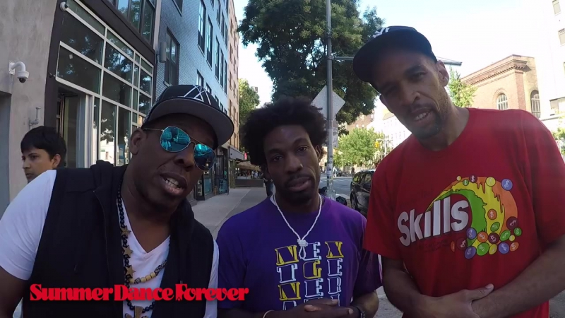 Caleaf Sellers, Cebo Terry Carr and Buddha Stretch | SUMMER DANCE FOREVER
