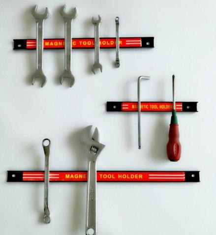 Магнитные держатели для инструментов