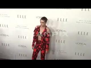 Kristen Stewart at 2017 Elle Women in Hollywood Awards in LA (16/10) #1