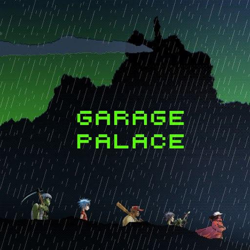 Gorillaz альбом Garage Palace (feat. Little Simz)