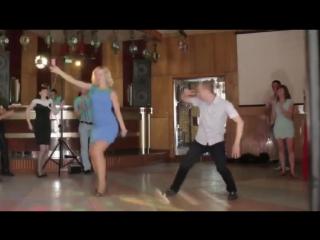 Как умею, так танцую)))