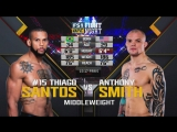 UFC FIGHT NIGHT 125 Thiago Santos vs. Anthony Smith
