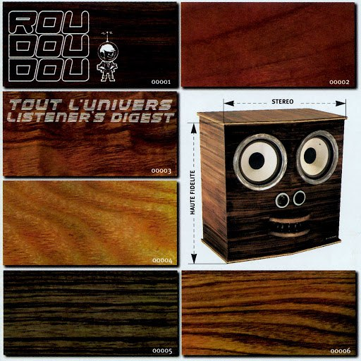 Roudoudou альбом listener's digest