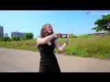 The Violin Conviction - Caprice No.24 (Rock Version Cover Niccolo Paganini) 1080p