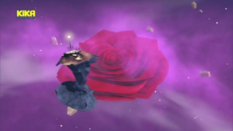 3-12Der kleine Prinz Der Planet der Rosen HD