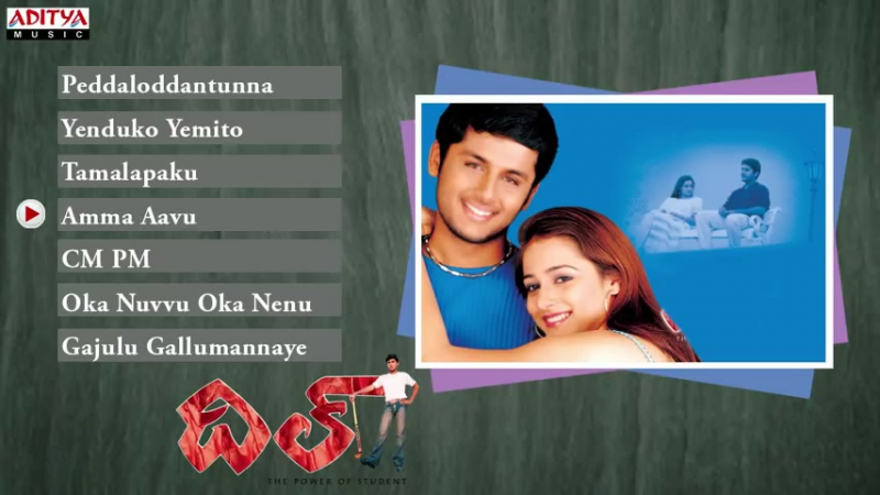 Dil 2003 Telugu (దిల్ ) Movie Full Songs Jukebox Nithin, Neha