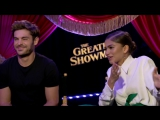 Zac Efron  Zendaya How to do a perfect on-screen kiss