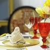 Курс «Сервировка и декор стола»