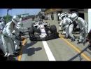 Самый быстрый пит-стоп 2017 года в Формуле-1