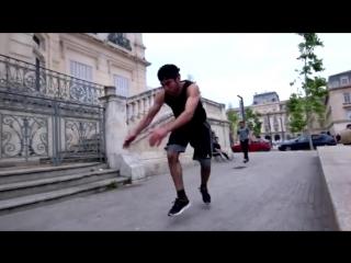 Экстремальная акробатика!!!