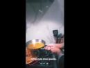 ♔ –– NEW | Nuovo video di Candice Accola insieme a suo marito Joe, intenti a cucinare una deliziosa paella! ✨ Yummy 😋